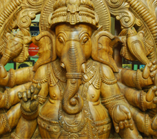 VTI-Wood Carvings
