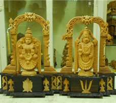 VTI-Sandalwood Items