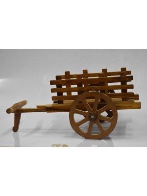Handmade Teakwood  Open Cart
